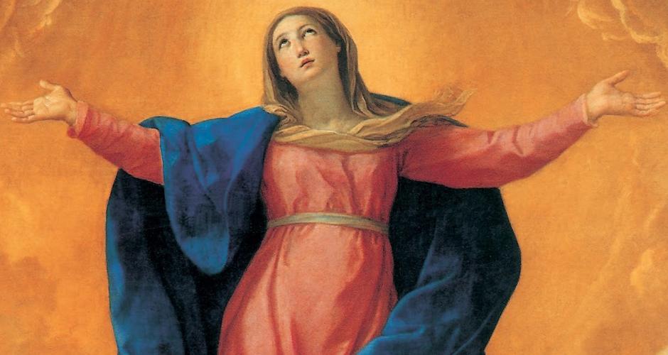 Capa da notícia: Assunção de Nossa Senhora