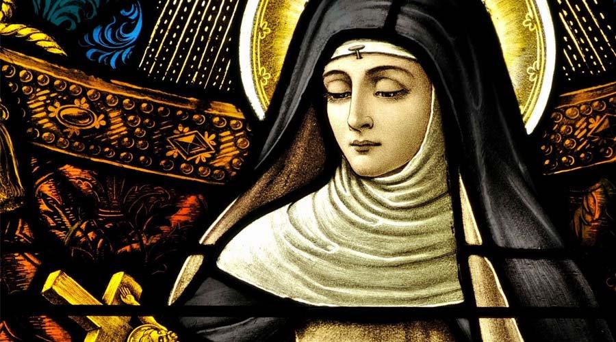 Capa da notícia: Oração à Santa Mônica