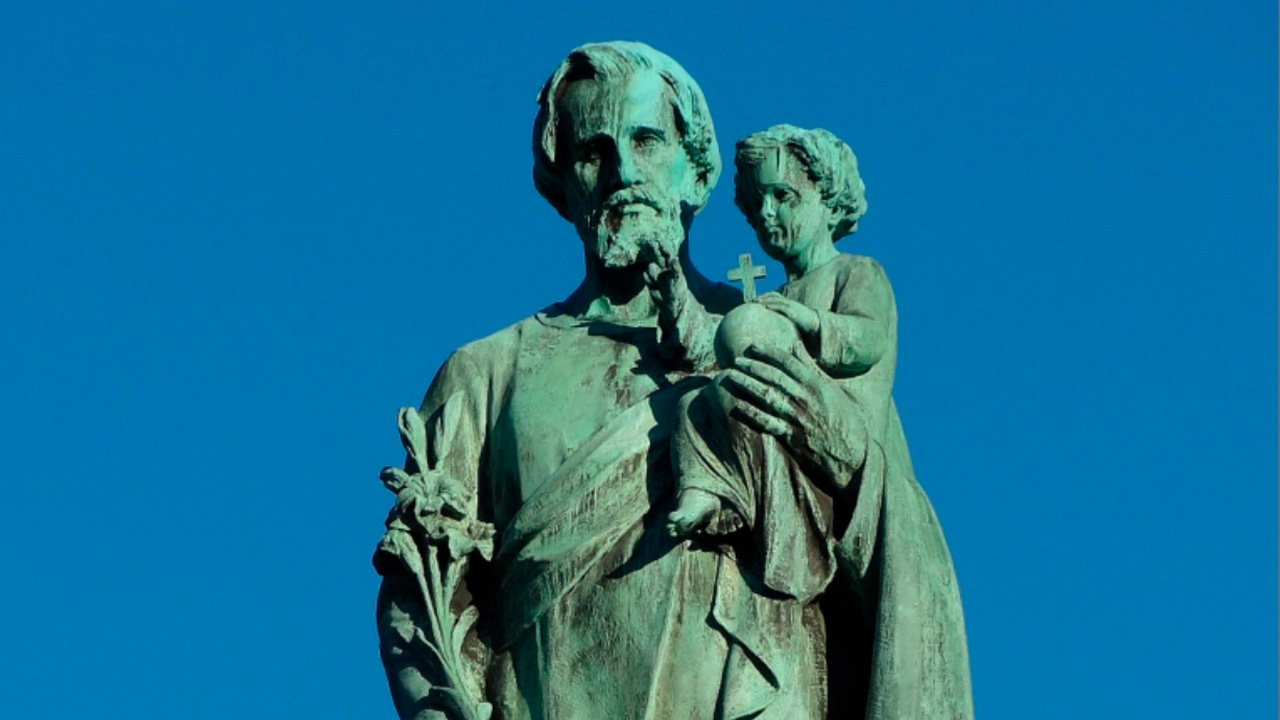 Capa da notícia: Oração a São José