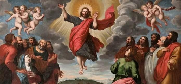Capa da notícia: Ascensão do Senhor